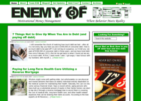 enemyofdebt.com