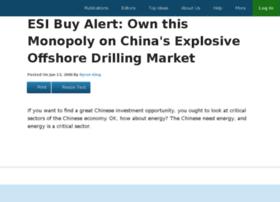 energyandscarcityinvestor.agorafinancial.com