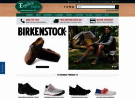 englinsfinefootwear.com