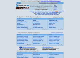 english-test.net