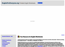 Englishforeveryone.org