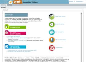 ent.univ-orleans.fr