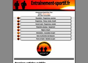 entrainement-sportif.fr