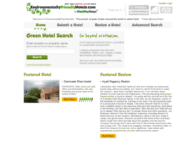 environmentallyfriendlyhotels.com