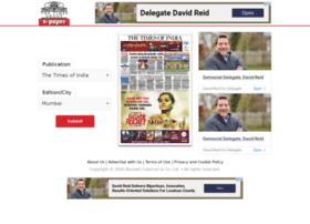 Epaper.timesofindia.com