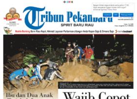 Epaper.tribunpekanbaru.com