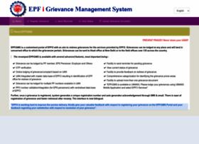 Epfigms.gov.in