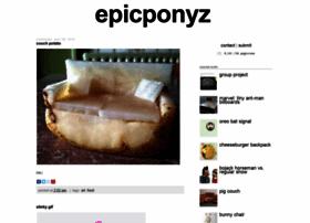epicponyz.com