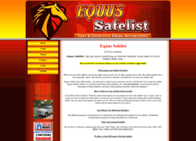 equussafelist.com