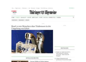 erfurt.thueringer-allgemeine.de