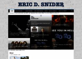 ericdsnider.com