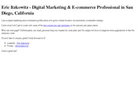 ericitzkowitz.com