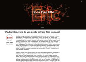 ericsfreesite.com
