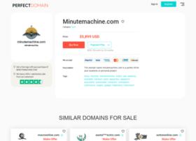 es.minutemachine.com