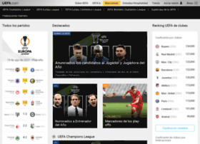 es.uefa.com