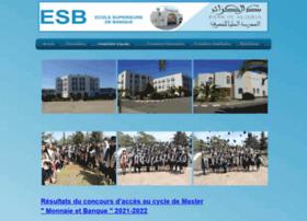 esb.edu.dz