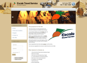 escale-travel.com
