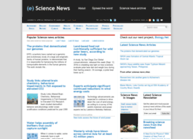 Esciencenews.com