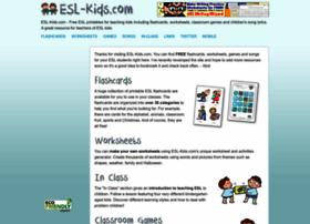 esl-kids.com