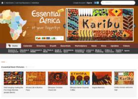 essentialafrica.com