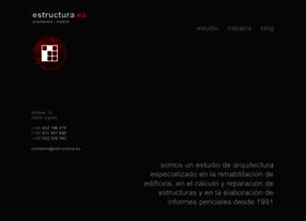 Estructura.es