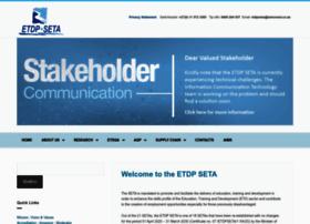 Etdpseta.org.za