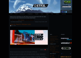 Etf2l.org
