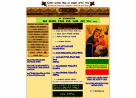 ethiopianorthodox.org