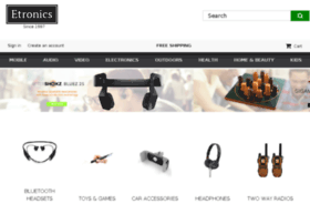 etronics.com