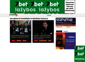 eurobasket.lt