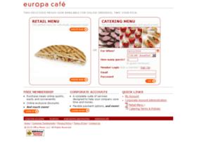 europacafe.com