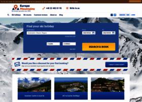 europe-mountains.com