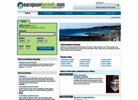 europeanhostels.com