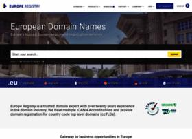 Europeregistry.com