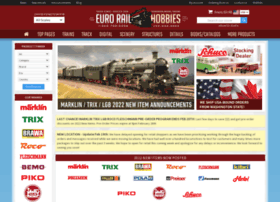 eurorailhobbies.com