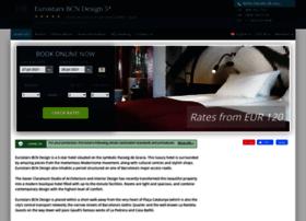 eurostars-bcn-design.hotel-rez.com