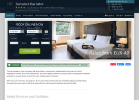 eurostars-das-artes.hotel-rez.com