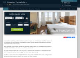 eurostars-zarzuela-park.h-rez.com