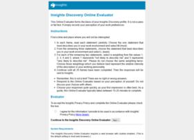 evaluator.insights.com