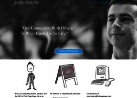 evanbailyn.com