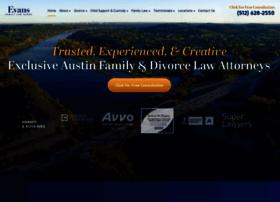 evansfamilylawgroup.com