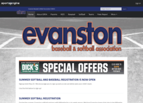 Evanstonbaseball.com