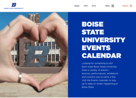 events.boisestate.edu
