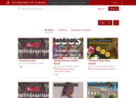 events.ua.edu