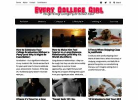 everycollegegirl.com