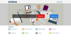 evisos.com.sv