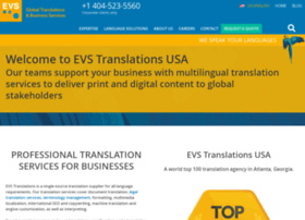 evs-translations.com
