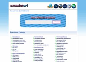 examineurl.com