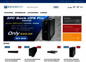 excessups.com