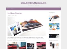 exclusiveinternetdirectory.com